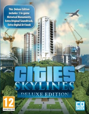Cities Skylines (v 1.12.3-f2 + DLCs)