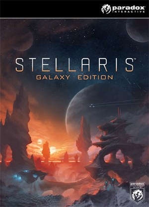 Stellaris Galaxy Edition (v 2.5.1.0 + DLCs)