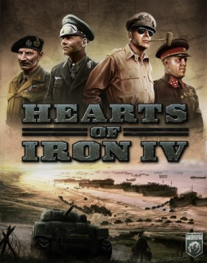 Hearts of Iron 4 (v 1.9.0 + DLCs)