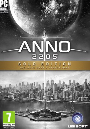 Anno 2205 Gold Edition [Update 3]