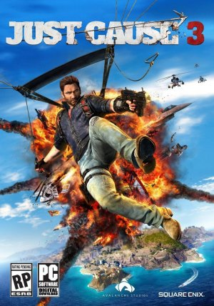 Just Cause 3 [v 1.05 + 12 DLC]