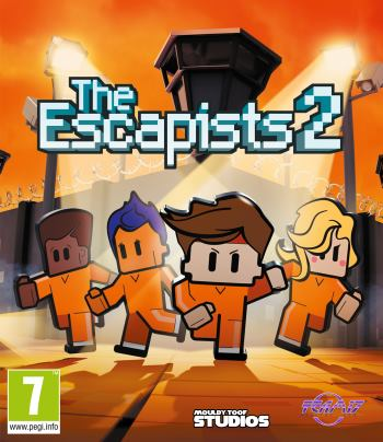 The Escapists 2 (v 1.0.3 + 1 DLC)