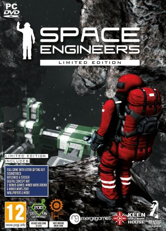 Space Engineers (v 1.192.019 + DLCs)