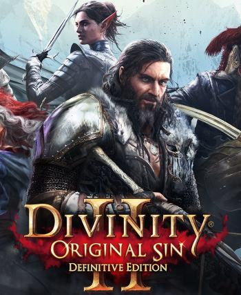 Divinity Original Sin 2 Definitive Edition (v 3.6.58.1306 + 2 DLC)