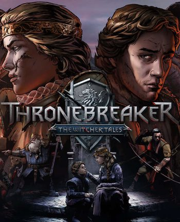 Thronebreaker The Witcher Tales (v 1.1 + DLC)