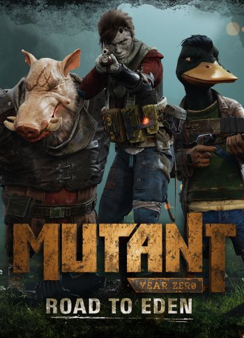 Mutant Year Zero Road to Eden [v 1.08 Hotfix + DLC]