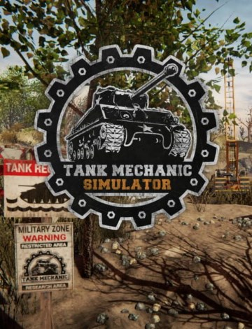 Tank Mechanic Simulator (v 1.0.14)