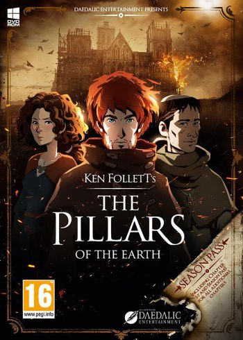 Ken Follett's The Pillars of the Earth [v 1.1.703]
