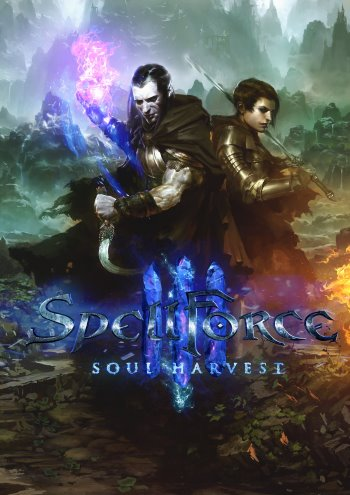 SpellForce 3 Soul Harvest (v 1.04 Build 73619 + DLC)