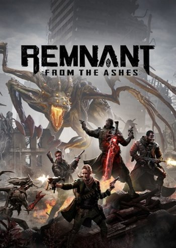 Remnant From the Ashes (build 219976 + DLCs)