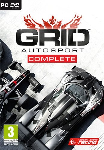 GRID Autosport Complete Edition [v 1.0.103.1840 + DLCs]