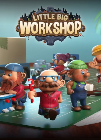 Little Big Workshop (v 1.0.11982)