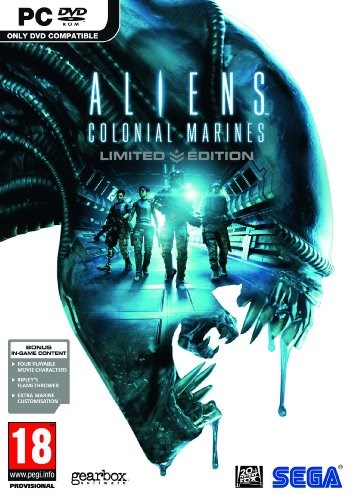 Aliens Colonial Marines (v 1.0.210.751923 + DLCs + MOD)