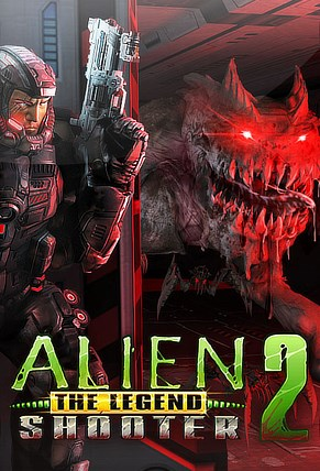 Alien Shooter 2 The Legend (v 1.02)