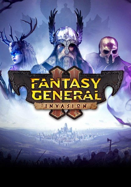 Fantasy General II Invasion (v 1.01.09428 + 2 DLC)