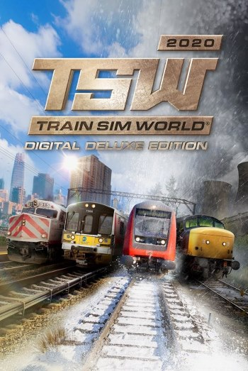 Train Sim World 2020 Edition (v 1.0 build 550 + DLCs)